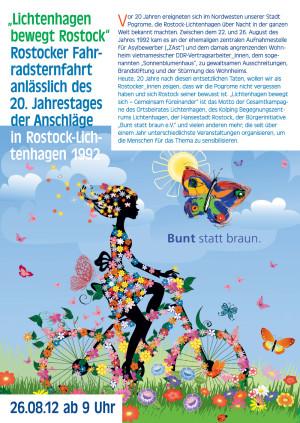 Lichtenhagen bewegt Rostock