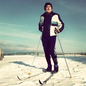 Dr. Maul ist der Skifahrer aus Warnemünde