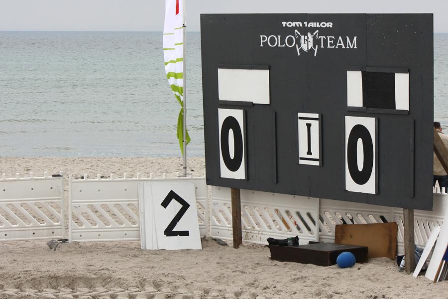 Beach Polo Warnemünde 2013