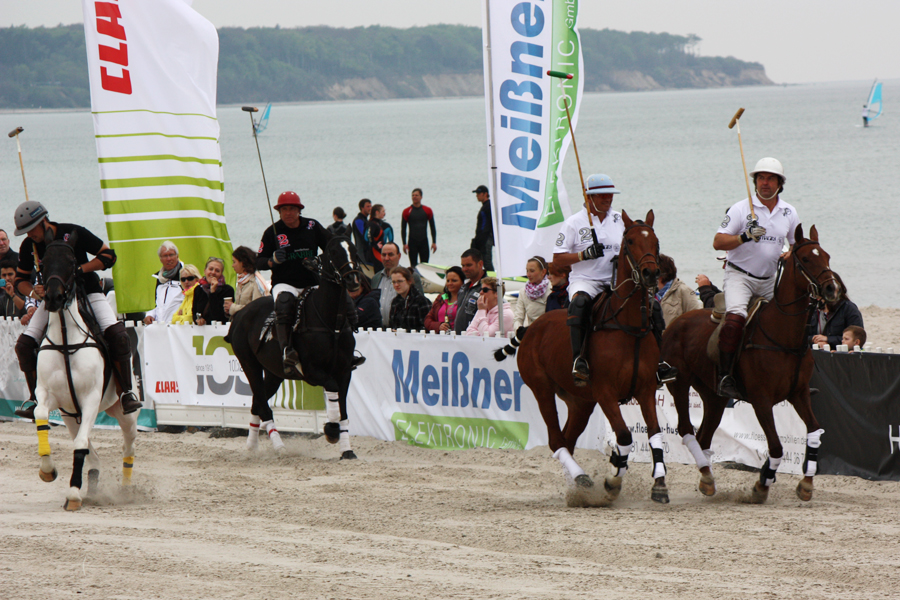 Beach Polo Warnemünde 2013