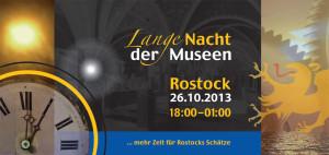 Lange Nacht der Museen in Rostock und Warnemünde 2013