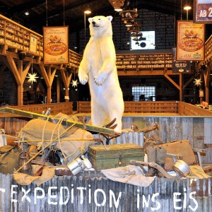 Karls 11. Eiswelt: Expedition ins ewige Eis. Foto: Joachim Kloock