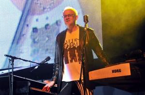 Matthias Reim mit Unendlich-Tour in der Stadthalle Rostock. Foto: Joachim Kloock