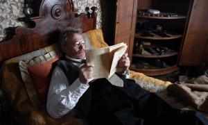Ausschnitt aus dem Film Munchs Dämonen. Foto: dmfilm