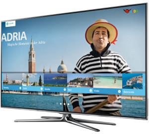 Neue SmartTV App von AIDA Cruises