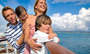 AIDA Schiffsbesichtigungen für die ganze Familie. Foto: AIDA Cruises