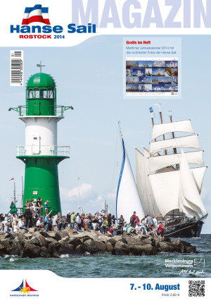 Hanse Sail Magazin 2014