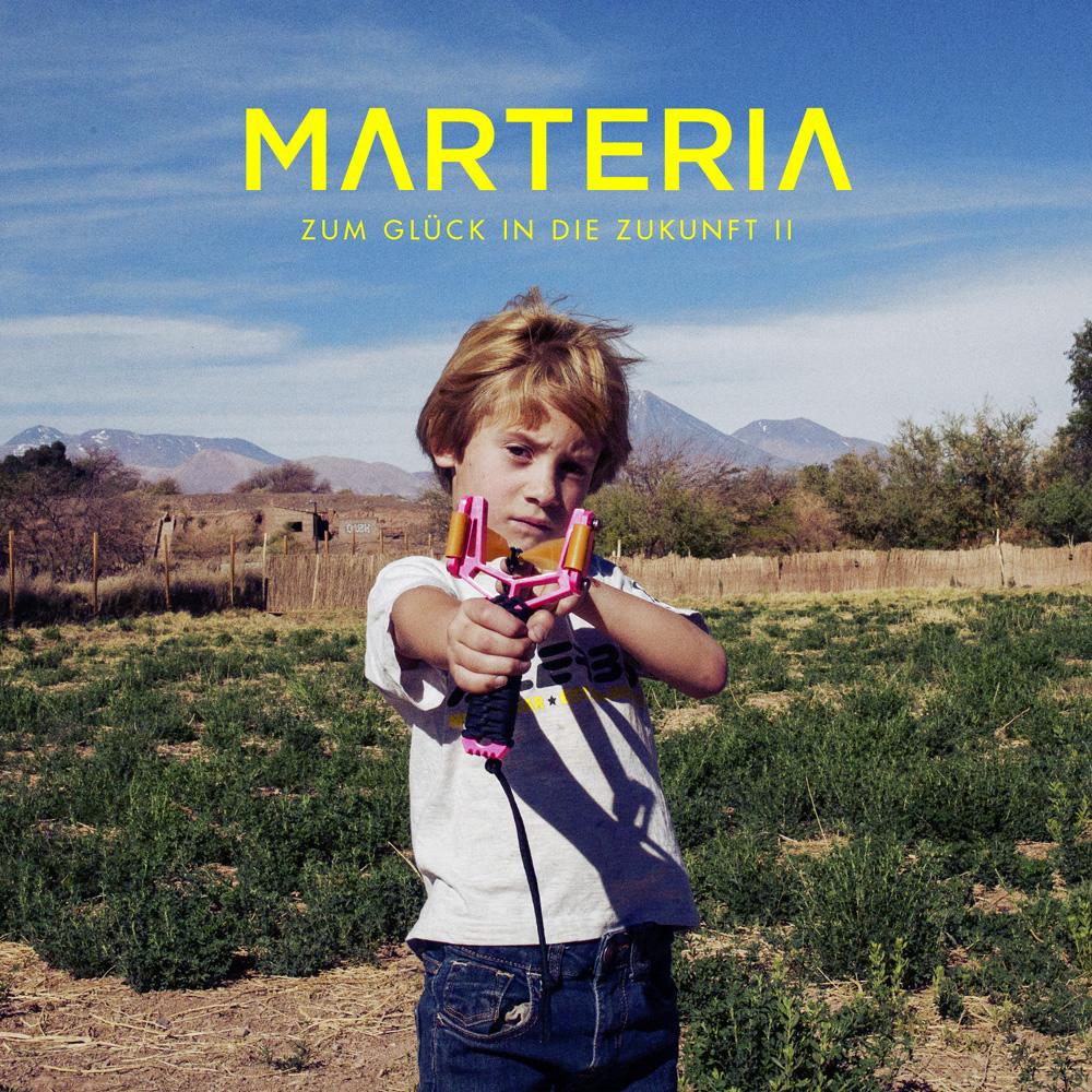 Album: Marteria - Zum Glück in die Zukunft II