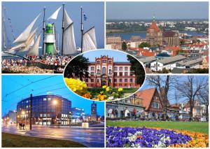 Impressionen aus Rostock und Warnemünde von Joachim Kloock
