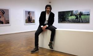 Eugenio Recuenco in der Kunsthalle Rostock. Foto: Uli Grunert