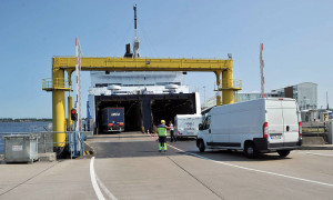 Seehafen Rostock