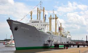 Traditionsschiff Rostock. Foto: Joachim Kloock
