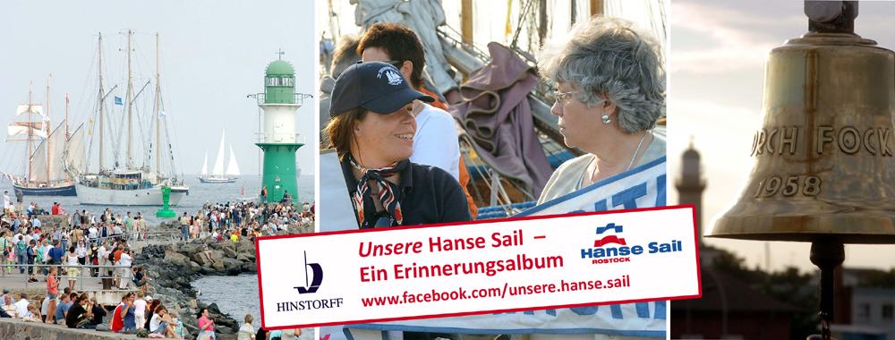 Erinnerungsalbum: Unsere Hanse Sail
