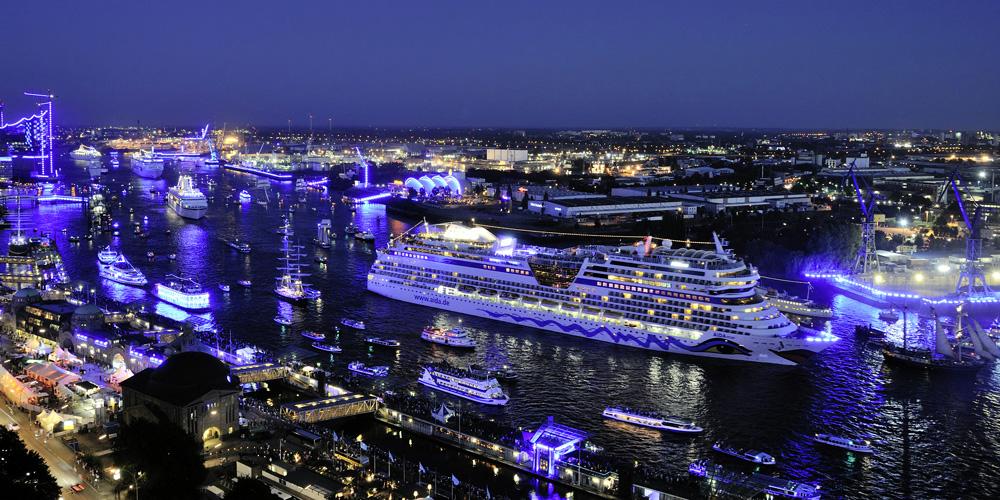 AIDA Blue Port Cruise Days. Foto: BCS Media