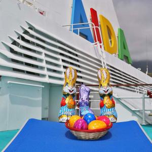 Ostern auf AIDA. Foto: AIDA Cruises