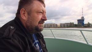 Jens Michael vom Sicherheitsdienst. Foto: NDR/Populärfilm