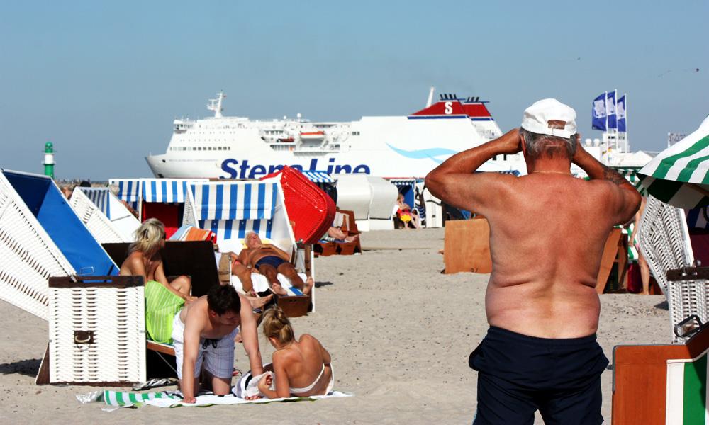 Neuer Rekord im Toursmus: Rostock und Warnemünde verzeichneten 2013 erstmals über 1,8 Millionen Übernachtungen
