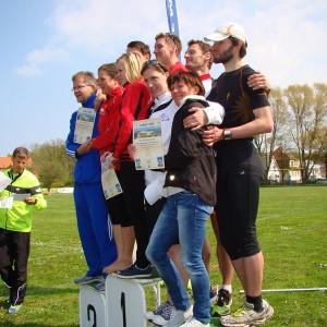 Die Mannschaftswertung der Vereine ging an den HSV Neubrandenburg. Foto: Gerhard Rimane
