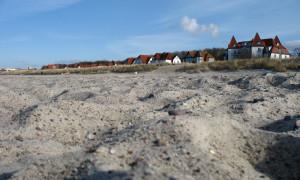 Strand von Warnemünde, 2006. Foto: Martin Schuster