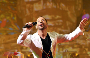 DJ Bobo in der Stadthalle Rostock. Foto: Joachim Kloock