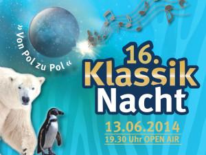 16. Klassik-Nacht 2014 im Zoo Rostock