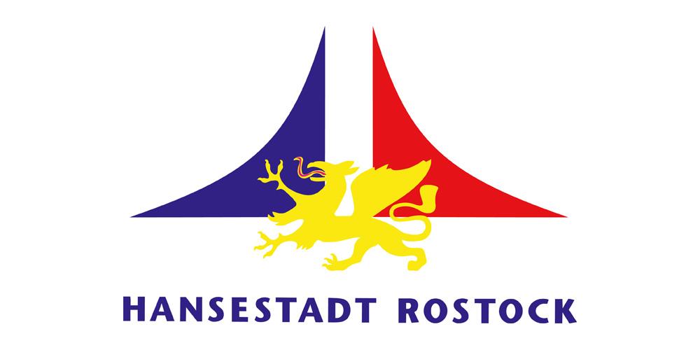 Logo der Hansestadt Rostock