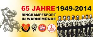 65 Jahre Ringkampfsport in Warnemünde