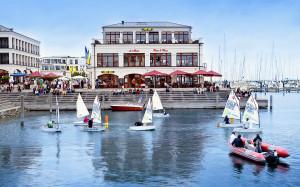 Hafenfest im Yachthafen Hohe Düne