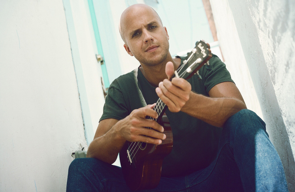 Milow kommt zu N-JOY The Beach nach Warnemünde. Foto: Universal Music