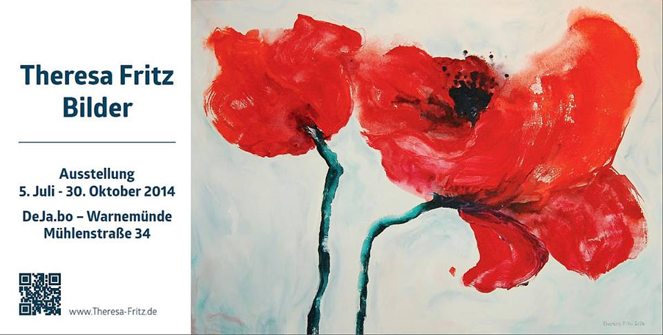 Ausstellung von Theresa Fritz im DeJa.bo