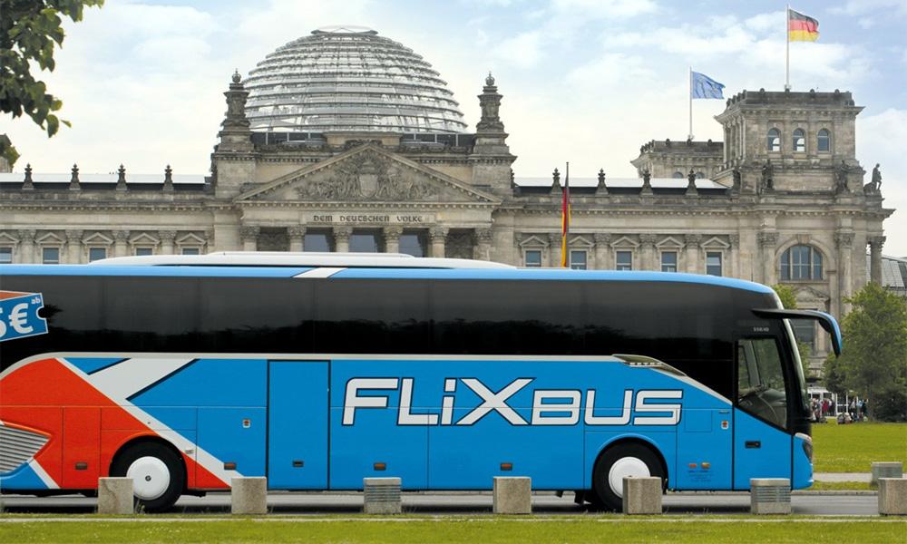 Mit dem FlixBus von Berlin nach Warnemünde
