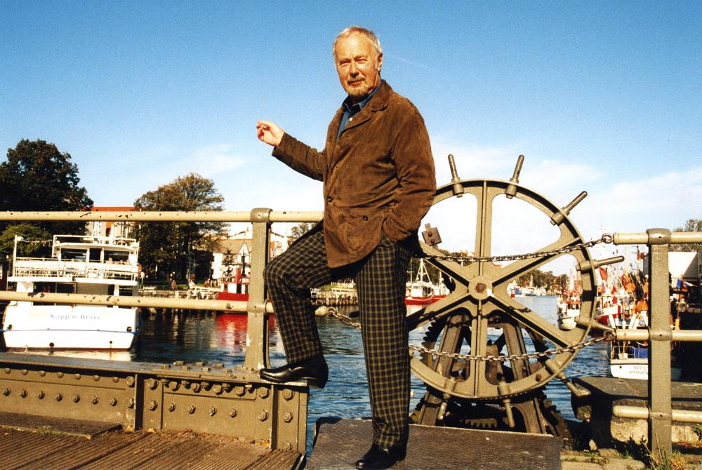 Horst Köbbert. Foto: Joachim Kloock