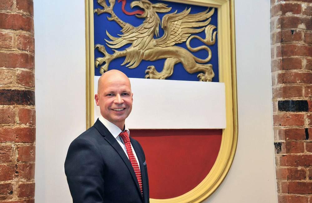 Senator Dr. Chris Müller. Foto: Joachim Kloock
