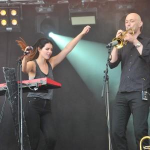 Bosse bei stars@ndr2 in Warnemünde. Foto: Joachim Kloock