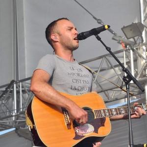 Marlon Roudette bei stars@ndr2 in Warnemünde. Foto: Joachim Kloock