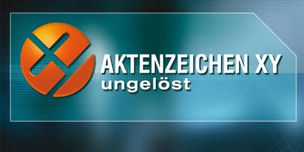 ZDF-Sendung: Aktenzeichen XY ungelöst