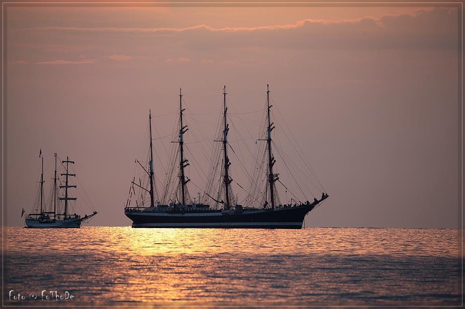 Foto zur 24. Hanse Sail 2014 von Thomas Deter