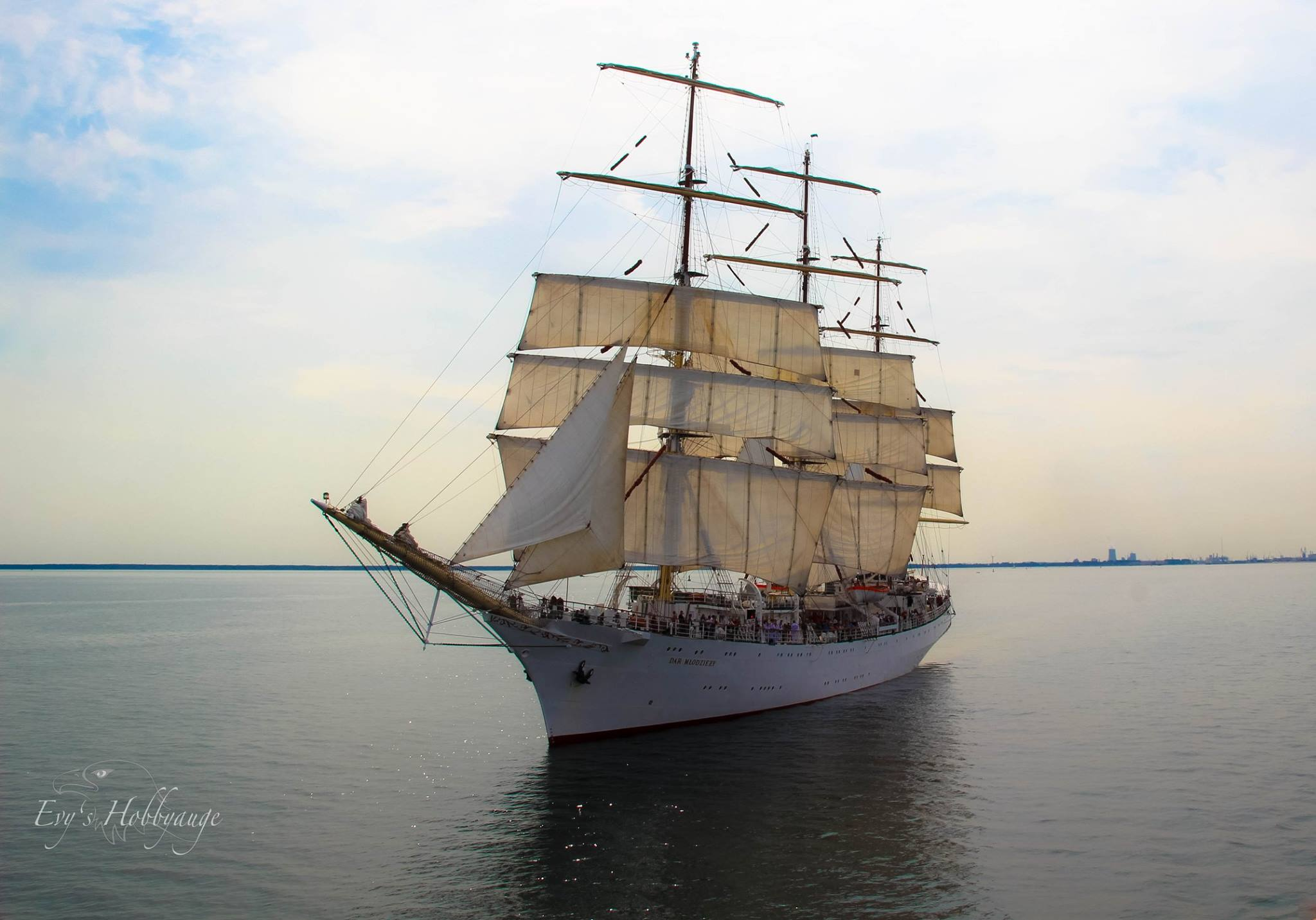 Foto zur 24. Hanse Sail 2014 von Evys Hobbyauge