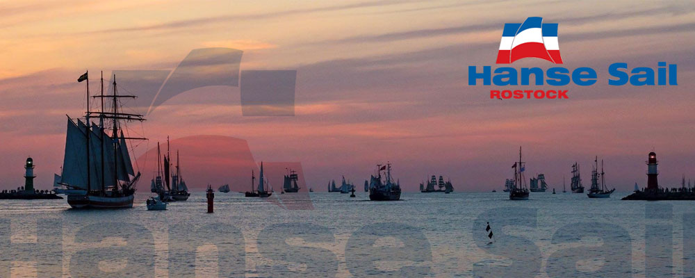 Hanse Sail in Rostock und Warnemünde
