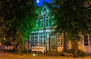 Heimatmuseum Warnemünde in der Alexandrinenstraße 31. Foto: Jens Schröder