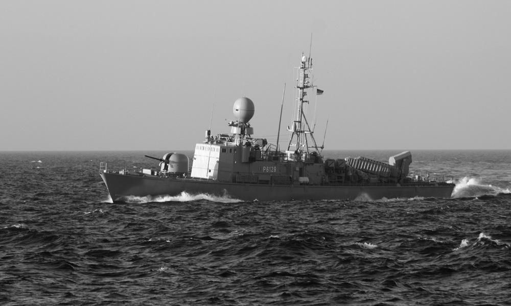 Schnellboot Wiesel. Foto: Bundeswehr