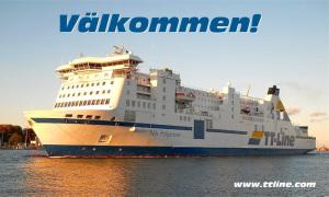 TT-Line-Fährschiff Nils Holgersson