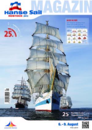 Hanse Sail Magazin 2015