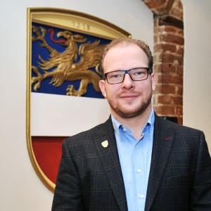 Steffen Bockhahn ist neuer Senator in Rostock. Foto: Joachim Kloock