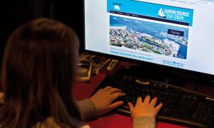 Olympia-Portal und Online-Diskussionswerkzeug ging an den Start. Foto: Basti Ahrens