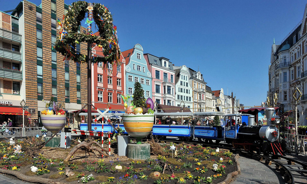 Ostermarkt Rostock
