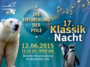 17. Klassik-Nacht im Zoo Rostock