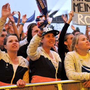 Marteria im IGA Park Rostock. Foto: Joachim Kloock