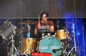 Mark Forster bei stars@ndr2 in Warnemünde. Foto: Joachim Kloock