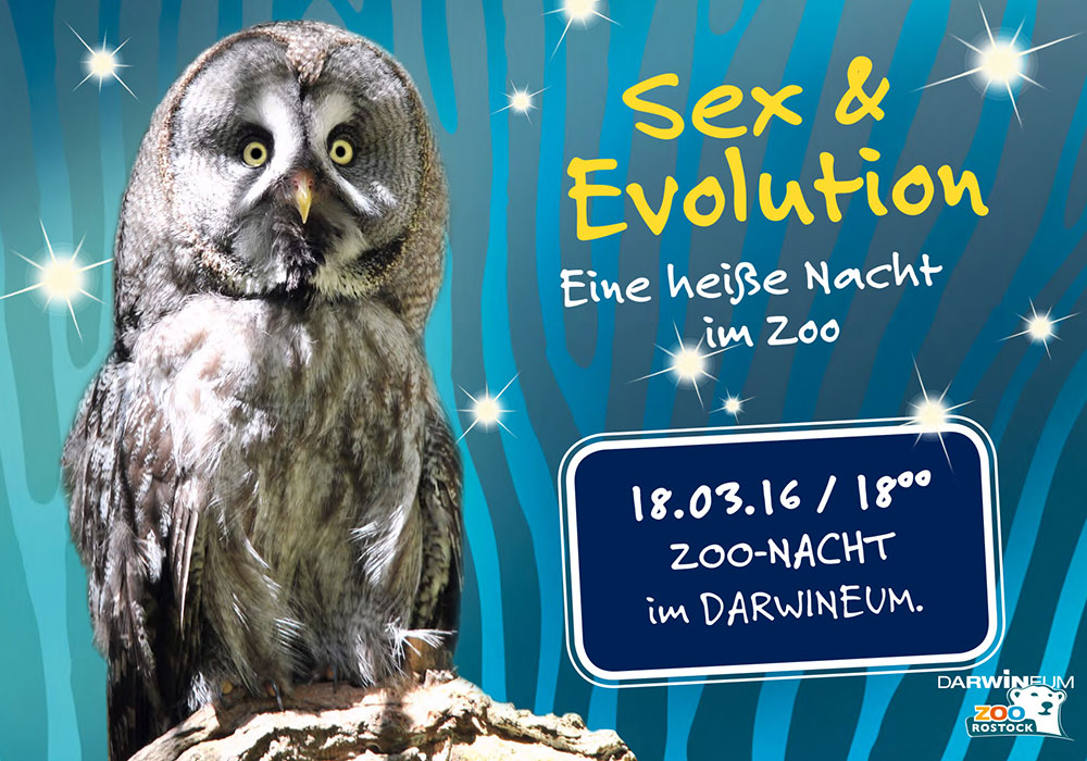 Sex & Evolution im Zoo Rostock